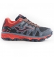 Zapatillas trail Trek JR gris
