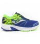 Zapatillas running J.victory jr 904 royal,fluor