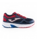 Compar Joma  Vitaly 2021 Junior Shoes marine, rouge