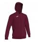 Compar Joma  Menfis jacket burgundy