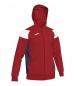 Comprar Joma  Crew III sweatshirt red, white