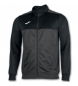 Compar Joma  JACKET WINNER ANTHRACITE-BLACK