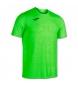 Compar Joma  T-shirt vert marathon