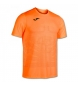 Compar Joma  T-shirt orange marathon