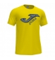 Compar Joma  Marseille II yellow T-shirt