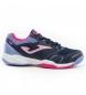 Zapatillas de tenis Master 1000 jr 903 marino
