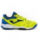 Zapatillas de tenis Master 1000 jr 911 fluor, royal