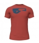 Compar Joma  T-shirt Monsul rouge