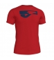 Compar Joma  Monsul T-shirt red