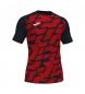 Camiseta Myskin II rojo, negro
