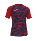 Camiseta Myskin II rojo, marino