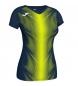 Compar Joma  Olimpia marine t-shirt, yellow