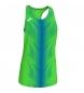 Camiseta Olimpia verde, azul