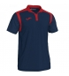 Compar Joma  Champion V marine polo shirt, red