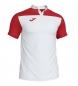 Comprar Joma  Polo Hobby II blanco, rojo