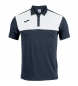 Compar Joma  Polo Winner Cotton marino, blanco
