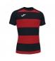 Compar Joma  T-shirt Prorugby II rouge, noir