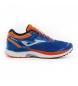Zapatillas Running Hispalis Men 2004 azul, naranja