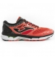 Zapatillas de running Hispalis coral /323g
