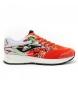 Zapatillas de running Storm Viper 911 blanco-coral