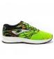 Zapatillas de running Storm Viper 911 negro-verde fluor