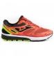 Zapatillas Running Titanium rojo / 306g