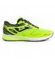 Zapatillas de running Titanium Men amarillo, negro