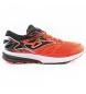 Zapatillas running R.victory 907 coral-negro