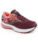 Zapatillas de running Victory Lady granate