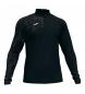 Compar Joma  Sweatshirt 1/2 zip Raco preto