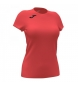 Compar Joma  Record II Short Sleeve T-Shirt fluor coral