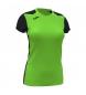 Compar Joma  Record II Short Sleeve T-Shirt green, black