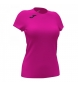 Compar Joma  Record II T-Shirt à manches courtes rose fluo