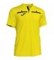 Camiseta Refree amarillo fluor