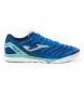 Zapatillas Regate Rebound Indoor azul
