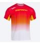 Camiseta Rfea rojo m/c
