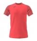 Camiseta Salinas rosa