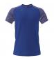Camiseta Salinas azul