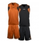 SET BASKET REVERSIBLE NAR-NEG JERSEY+SHORT