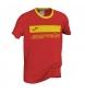 Camiseta España rojo