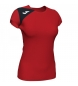 Compar Joma  Spike II T-shirt red, black