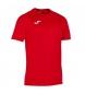 Compar Joma  T-shirt forte vermelha