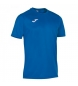 Compar Joma  T-shirt azul forte