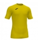 Compar Joma  Strong T-shirt yellow