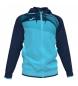 Compar Joma  Supernova Hoodie II jacket blue