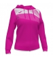 Compar Joma  Supernova II pink hooded sweatshirt