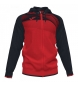SUPERNOVA II HOODIE JACKET RED-BLACK