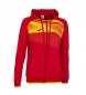 Compar Joma  Supernova II sweatshirt red