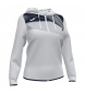 Compar Joma  Supernova II white hooded sweatshirt
