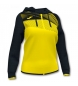 Compar Joma  Supernova II yellow hooded sweatshirt